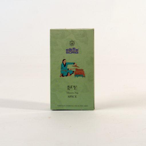 Хората по света имат различни диети, начин на живот и мислене. В Тибет вековната мъдрост спомага за създаването на смес от билки, които могат да бъдат използвани по време на хранене, за да подпомогнат нормалното храносмилане. Успокояващият кардамон поддържа здрава храносмилателната система, като осигурява здрав черен дроб и далак. Придава вкус на салатите и ястията и подпомага апетита.