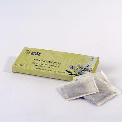 чай за успокояване на главоболие