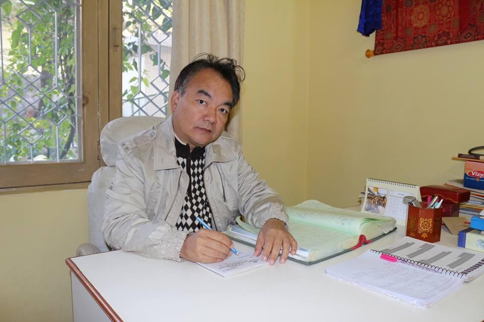 Доктор Намгял Кюсар