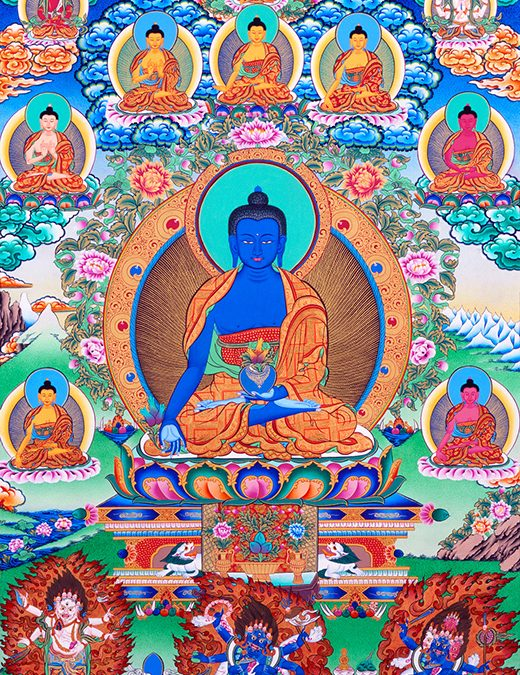 Медицинският Буда