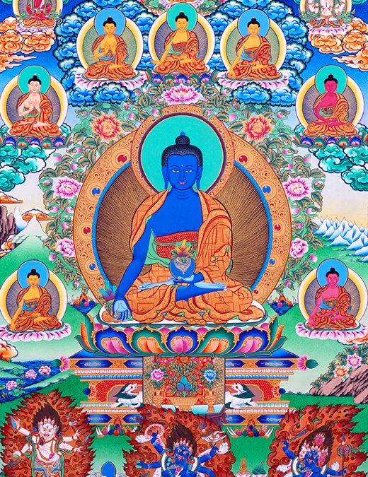 Медицински Буда